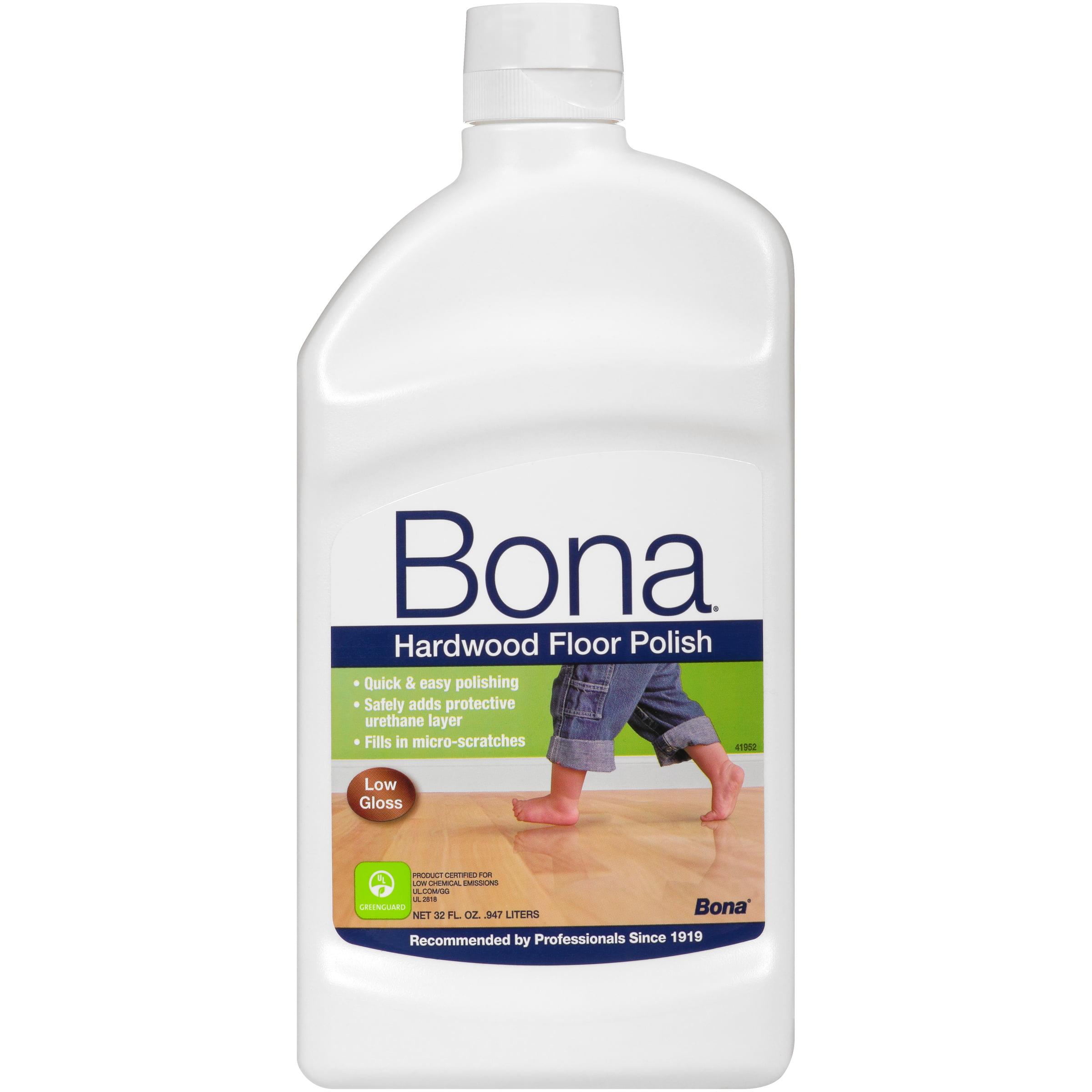 Bona® Hardwood Floor Polish - Low Gloss