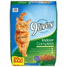 Cat Food: 9Lives Indoor