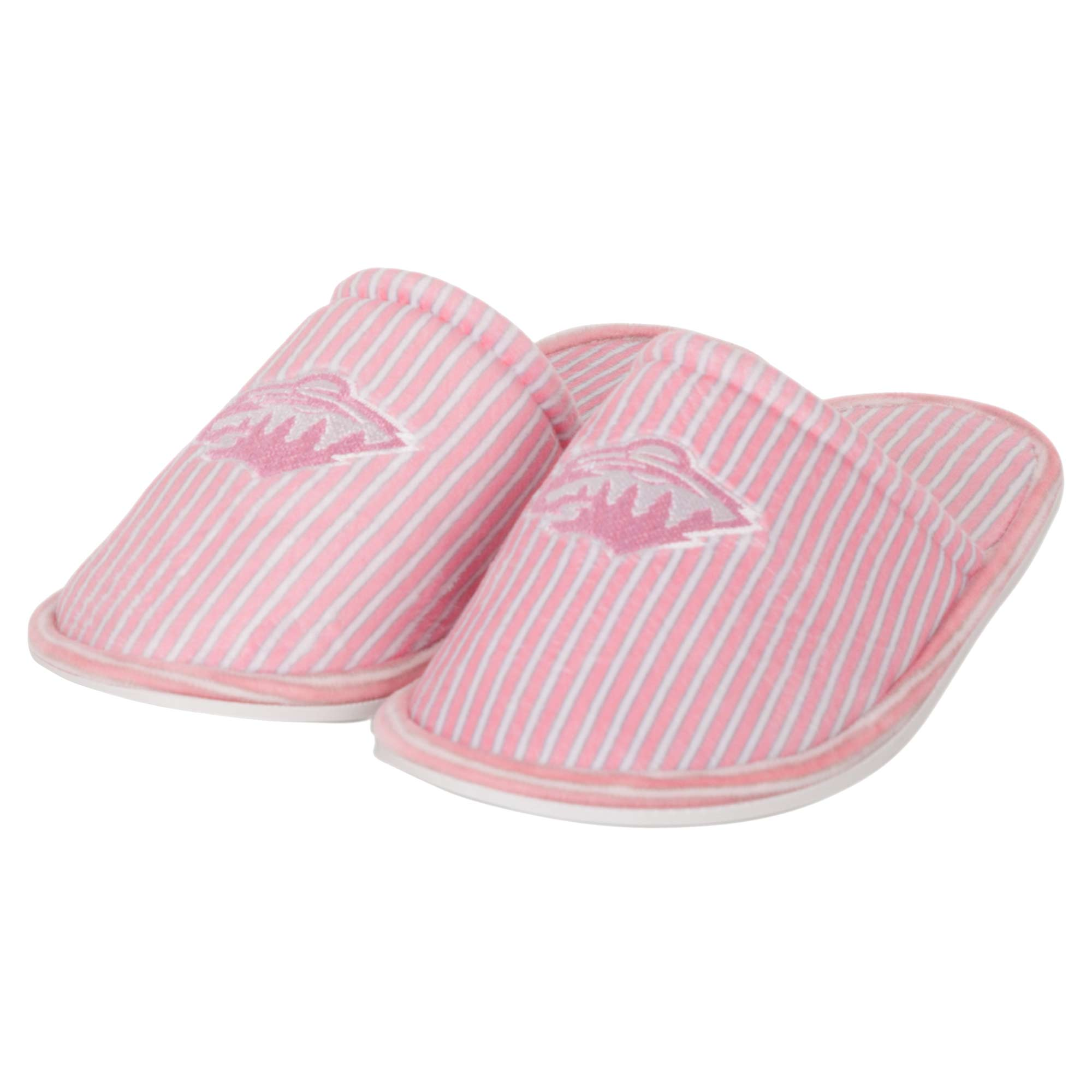 Minnesota Wild Women's Slide Slipper - Pink