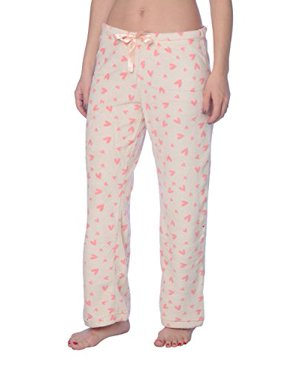 1ba3daf6b4 Product Image Active Club Women s Warm Printed Cozy Plush Lounge Pajama  Pants (Large
