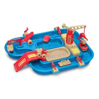 American Plastic Toys APT-16400 Sand and Water Play Set for Ages 1.5 and Up