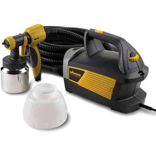 Wagner HVLP Control Spray Electric Compact Max Paint Sprayer Gun with 20' Hose by Wagner Spray Tech