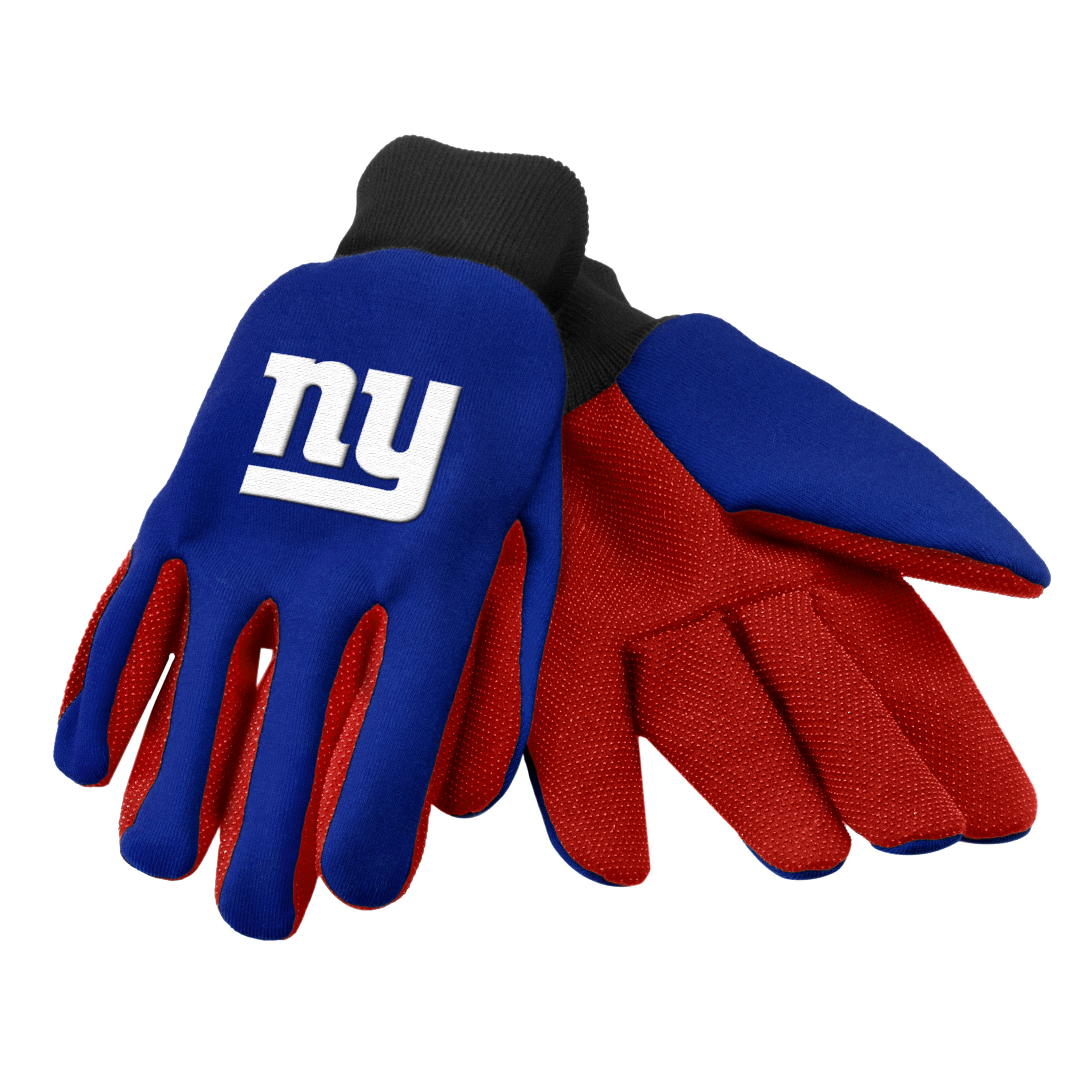 New York Giants NFL Work Gloves (Pair) Football Team Logo Grip NY df1800cc6