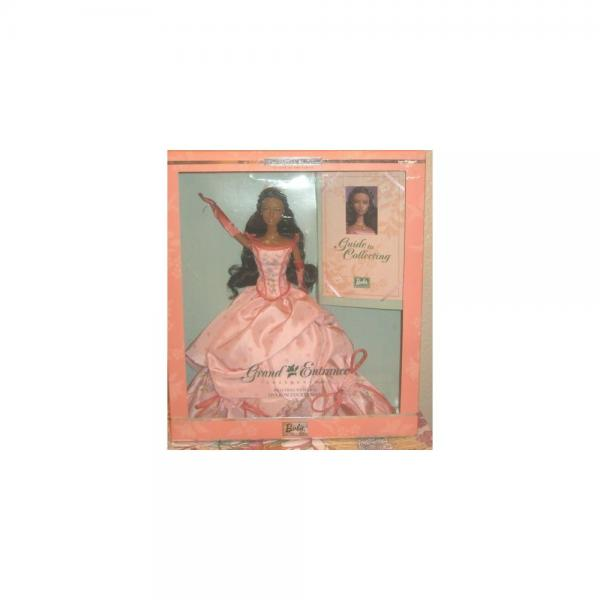 Grand Entrance African American 2nd in Series Collector Edition Barbie Doll by