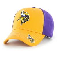 NFL Minnesota Vikings Mass Revolver Cap - Fan Favorite