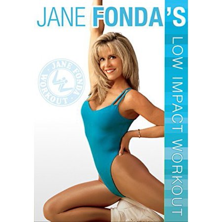 Jane Fonda's Low Impact Workout (DVD)