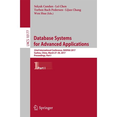 Database Systems for Advanced Applications -