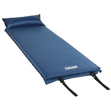 - Coleman Self-Inflating Camping Pad with Pillow
