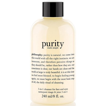 Philosophy Purity Made Simple One-Step Facial Cleanser, 8
