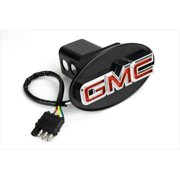 HIGHLAND 8606155 Trailer Hitch Cover, GMC