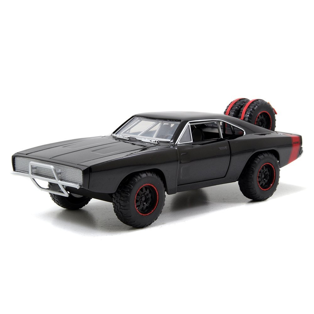 Toys Fast & Furious 1:24 Diecast 1970 Dodge Charger Off Road, Featuring renowned Jada Toys... by