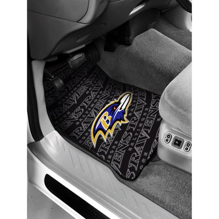 NFL - Baltimore Ravens Floor Mats - Set of 2
