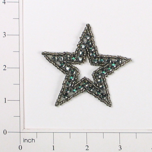 Expo Int'l Jewel Star Applique