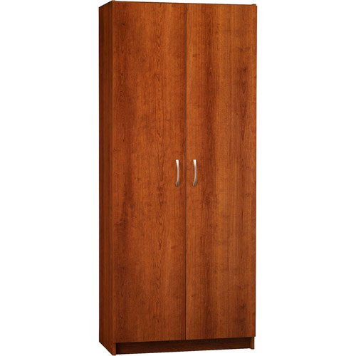 Ameriwood Classic Storage Pantry Walmartcom - Kitchen storage cabinets walmart
