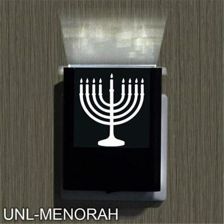 Uniqia UNLG0174 Night Light - Menorah