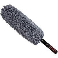 Ultra Premium Car Duster - Better Than The California Duster - Long Extendable Handle - Lint & Wax Free