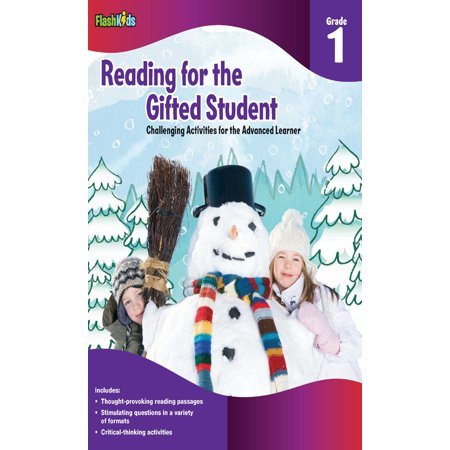 Reading for the Gifted Student, Grade 1 : Challenging Activities for the Advanced Learner (Halloween Reading Activities For 3rd Grade)