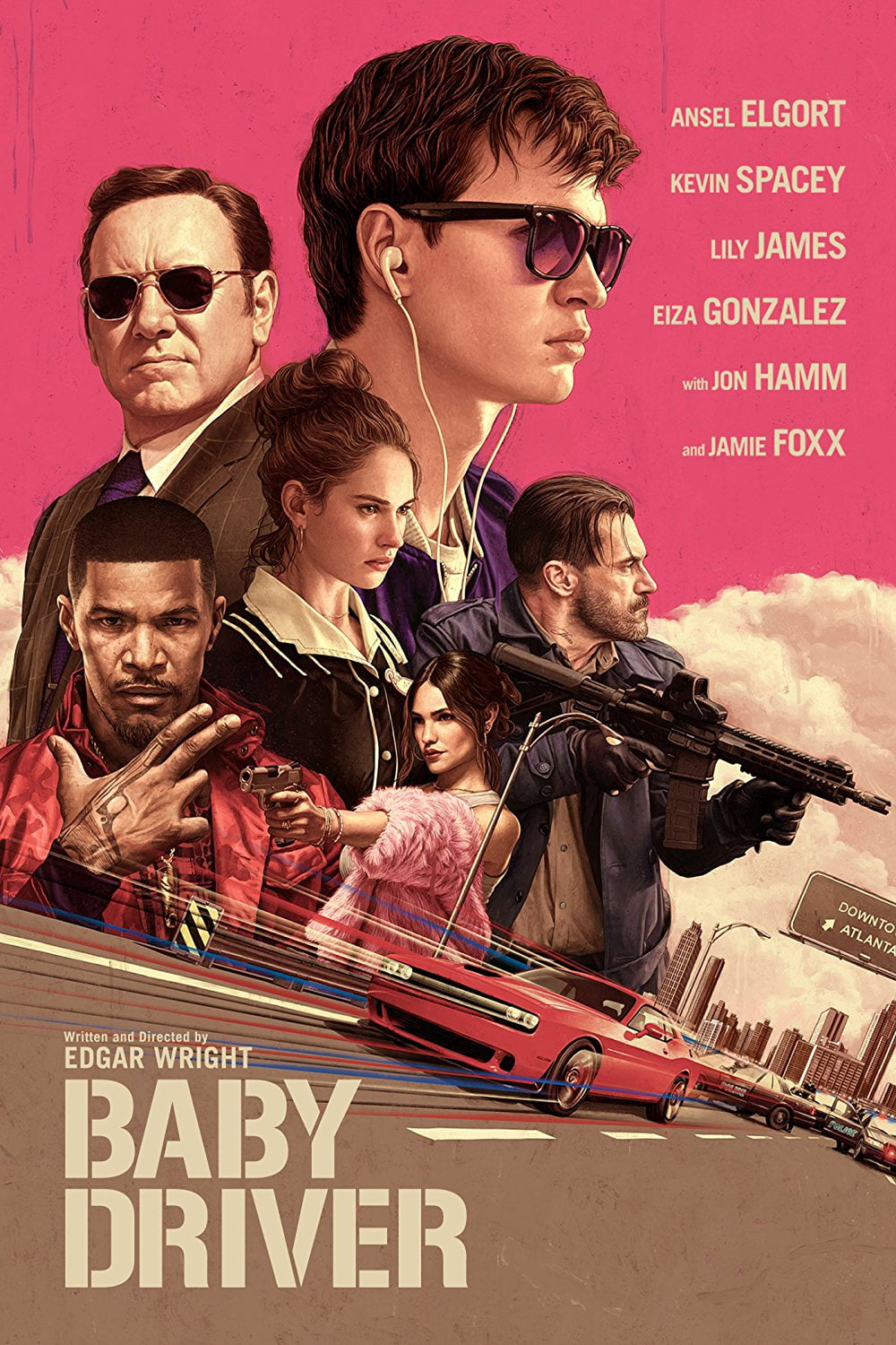 Baby Driver by TWEC