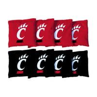 Cincinnati Bearcats Replacement Corn-Filled Cornhole Bag Set