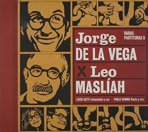 Raras Partituras 5: De La Vega