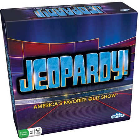 Jeopardy! Game (Games Like Jeopardy To Play In Class)