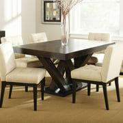 Steve Silver Tiffany Dining Table - Dark Espresso Cherry