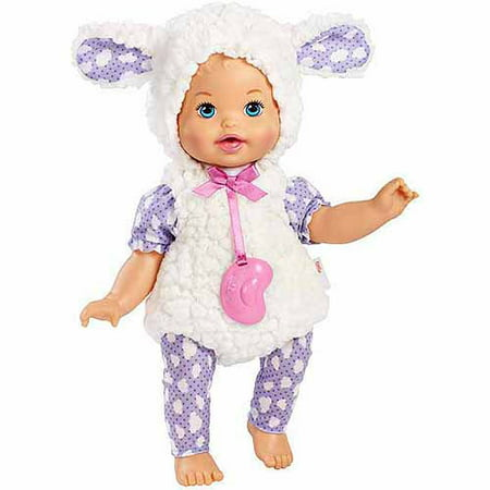 Little Mommy Dress Up Cuties Dreamtime Lamb Costume Doll