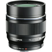 Olympus M.ZUIKO DIGITAL 75mm f/1.8 Telephoto Lens for Micro Four Thirds