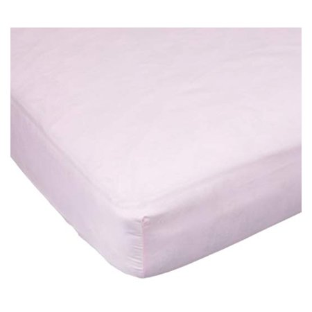 Carters Easy Fit  Jersey Portable Crib Mattress Fitted 100% Cotton (Best Sheets For 10 Inch Mattress)