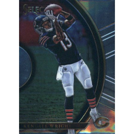 2017 Panini Select #92 Kendall Wright Chicago Bears Football - Halloween Chicago Events 2017