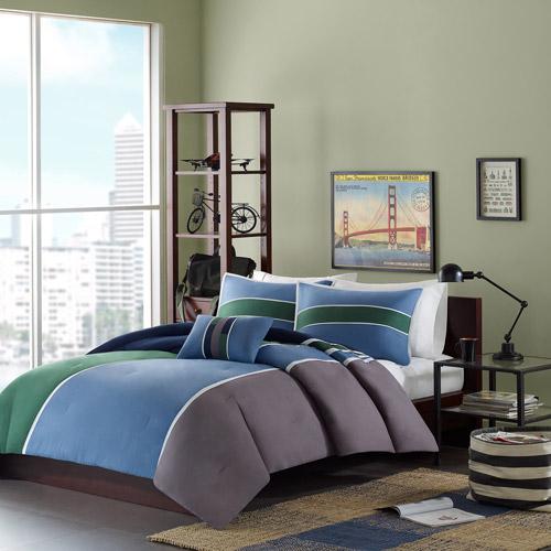 Home Essence Apartment Mills Bedding Comforter Set