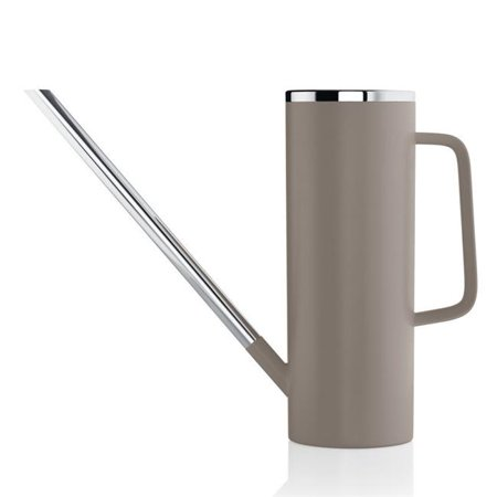 Polished Stainless Steel Taupe Watering Can, 1.5 ltr - image 1 de 1
