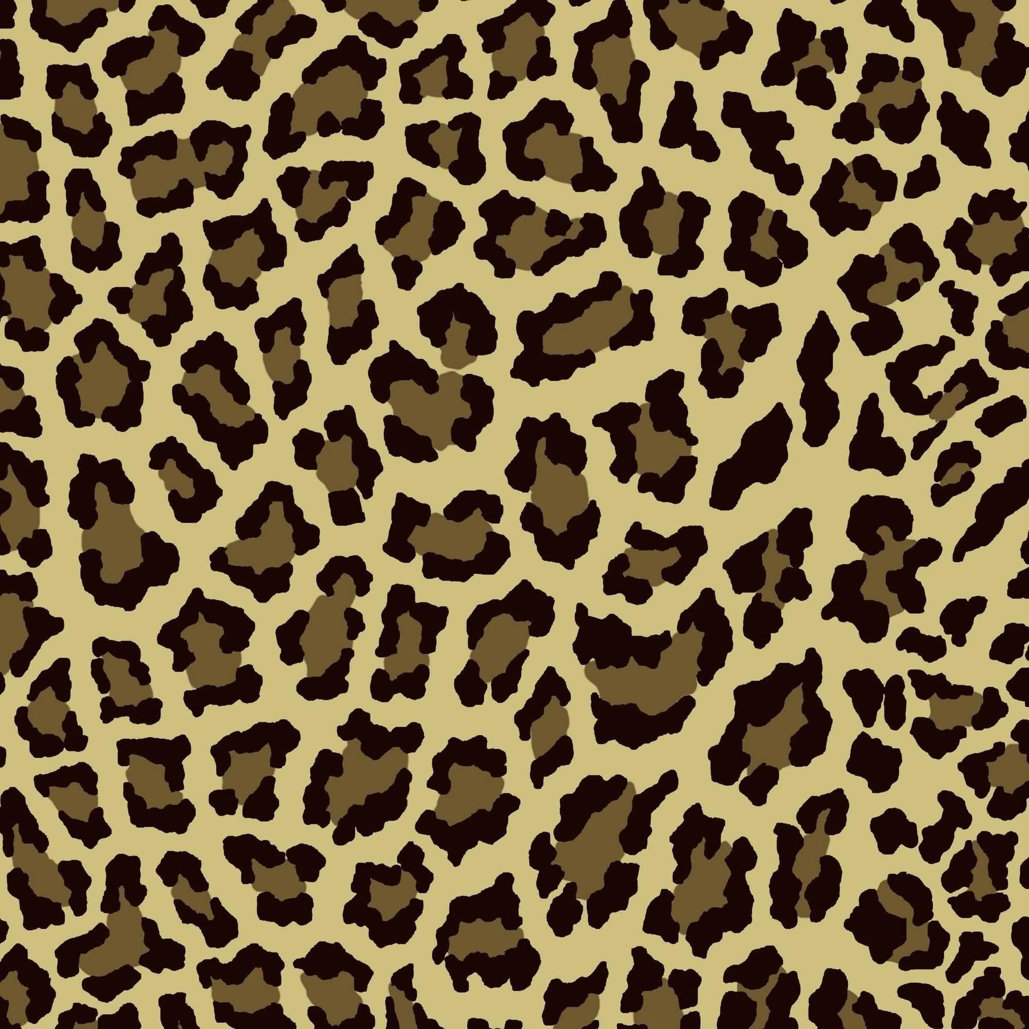 "David Textiles Leopard Antipill Fleece Fabric By The Yard, 60"" Wide"