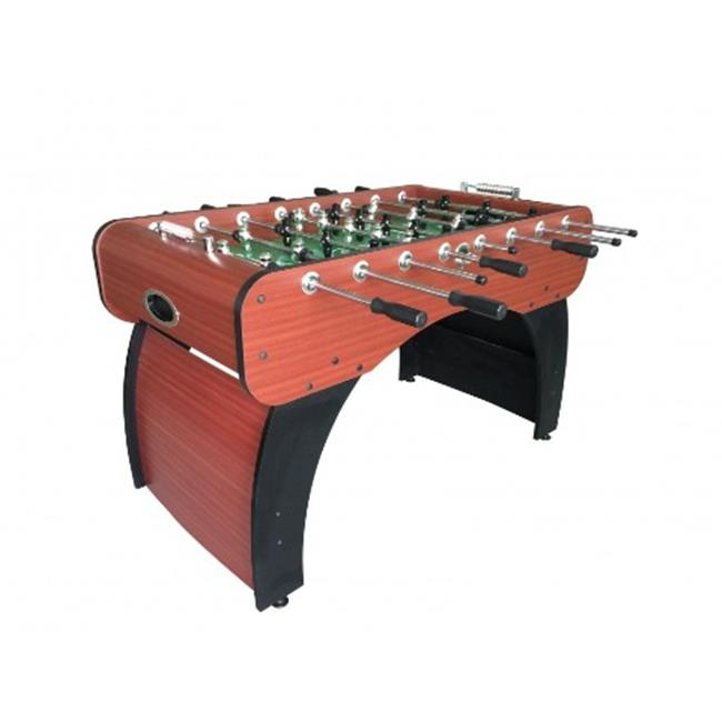 Blue Wave Products NG1030F Metropolitan 54 in. Foosball Table by Blue Wave Products