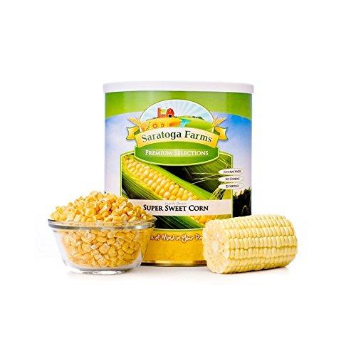 Saratoga Farms Freeze Dried Sweet Corn by Saratoga Farms