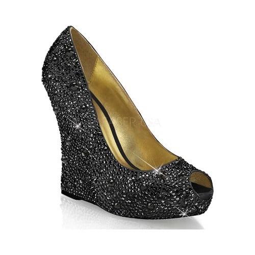 Fabulicious Isabelle 18 Wedge Heel (Women's)