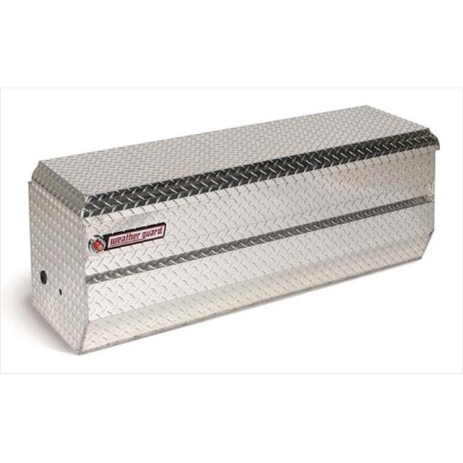 Weatherguard 674001 All-Purpose Chest Tool Box, Silver