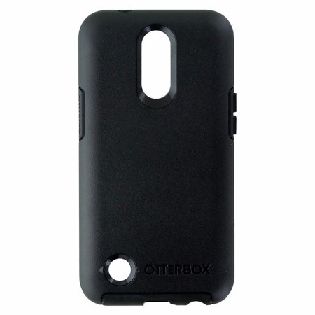 low priced ed2f1 038ed OtterBox Symmetry Series Hybrid Case for LG K20V / K20 Plus / Harmony -  Black (Refurbished)