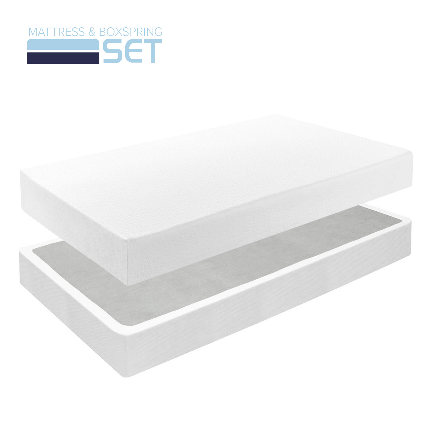 Best Memory Foam Mattress 8 Inch Free Shipping Bed in a Box