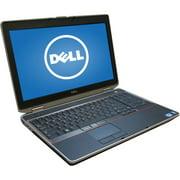 "Refurbished Dell 15.6"" Latitude E6520 Laptop PC with Intel Core i5-2520M Processor, 8GB Memory, 128GB Solid State Drive and Windows 10 Pro"