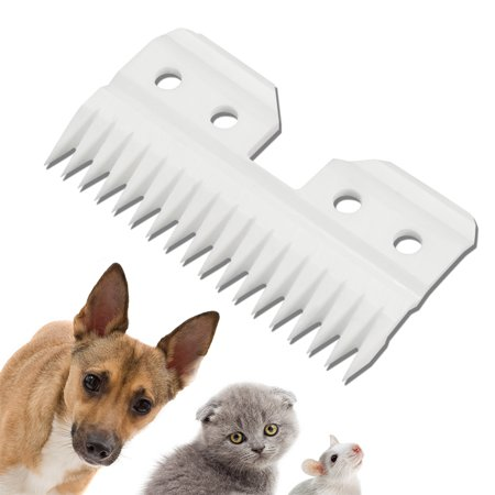 18 Teeth Ceramic Cutters Blades For A5 Series Pet Clipper Replacement For Pet - image 5 of 6