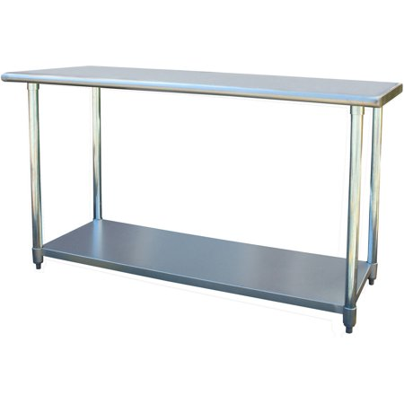 "Sportsman Series Stainless Steel Work Table, 24"" x 60"""