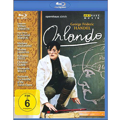 Orlando (Blu-ray) (Widescreen)