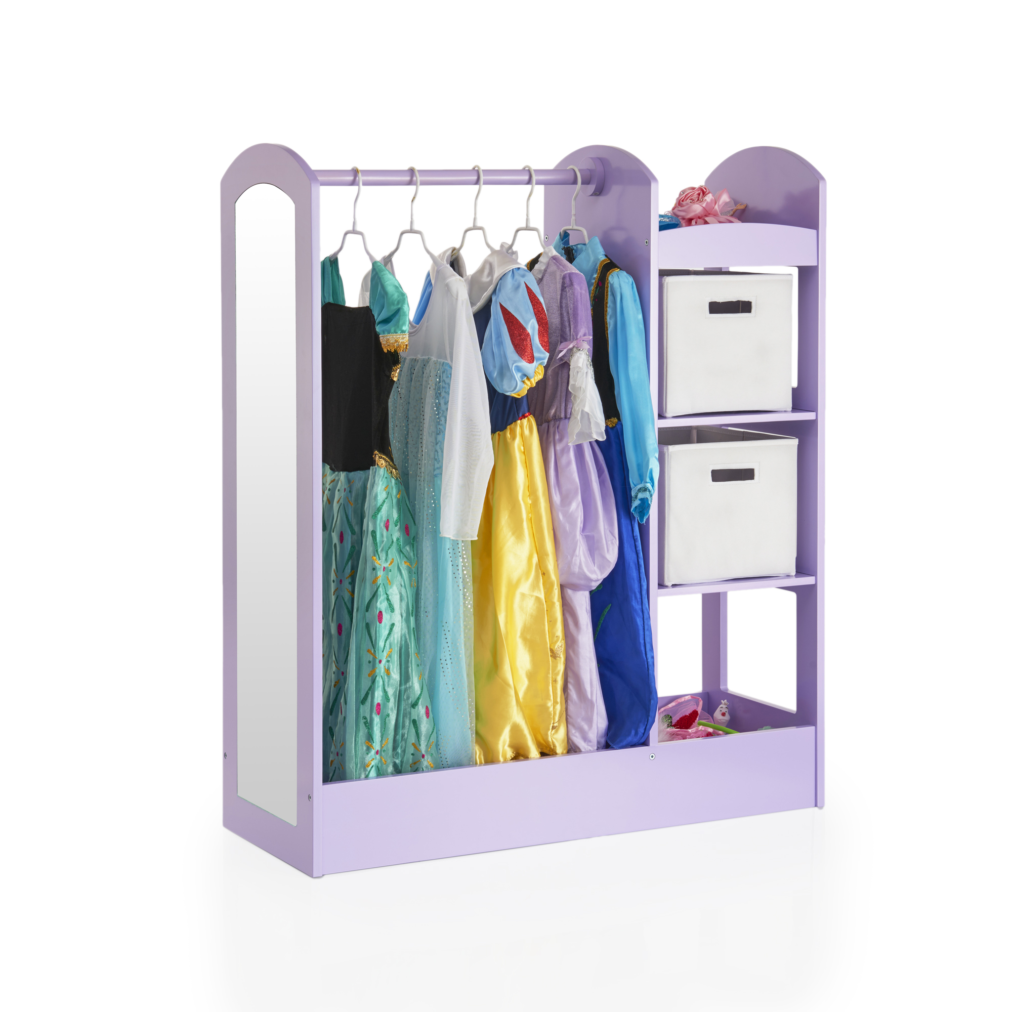See and Store Dress-Up Center - Lavender