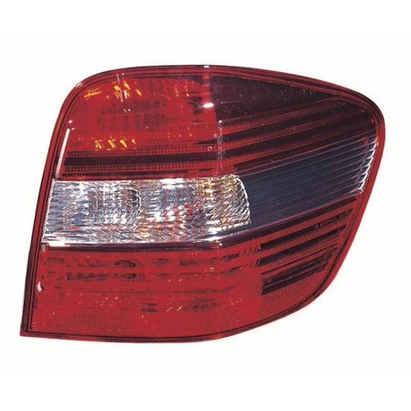 Go-Parts » 2008 - 2011 Mercedes-Benz ML550 Rear Tail Light Lamp Assembly / Lens / Cover - Right (Passenger) Side 164 906 12 00 MB2801125 Replacement For Mercedes-Benz ML550