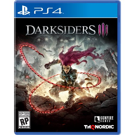 Darksiders III, THQ Nordic, PlayStation 4, 811994020994