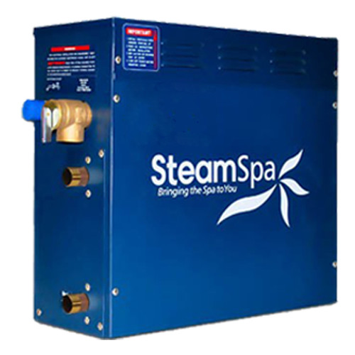 Steam Spa SteamSpa 9 KW QuickStart Steam Bath Generator