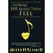 Michael Jackson: The Way He Makes Them Feel: Michael Jackson Fans (DVD)