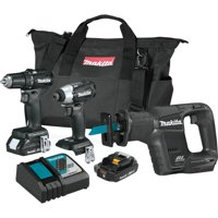 MAKITA CX300RB 18V LXT® Sub-Compact Brushless 3-Pc. Combo Kit