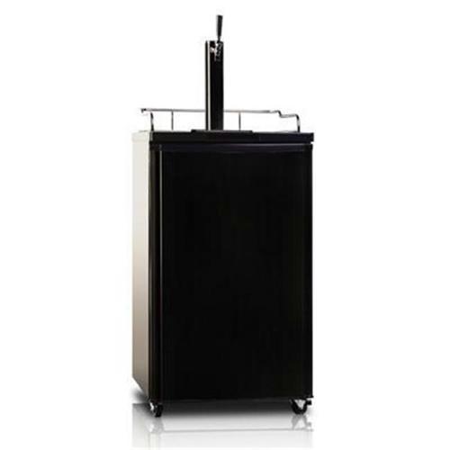 Midea HS-199BB 4. 9cf Refrigerator Black